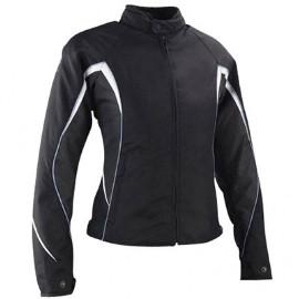 Textile Jacket Woman