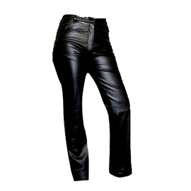 Fashion Leather Pant
